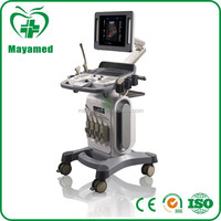 MY-A034A Hospital Equipment High Stability professional trolley 4D color doppler Ultrasound price