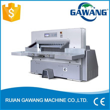 1300 Heavy Duty Program-control Hydraulic Paper Cutting Machine Industrial Guillotine Paper Cutting