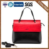 Quality Guaranteed Custom Exquisite Newest Model Bag Leather Satchel