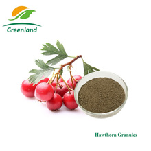 Hot Sale Natural Herb Traditional Chinese Medicine Fructus Crataegi Hawthorn Crataegus Granules Formula