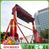 Theme Park Adults Amusement Rides Top Spin, Thrill Space Travel, Hurricane Ride from Swonder Factory