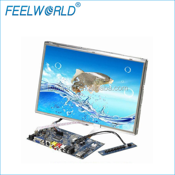 "Feelworld <strong>12</strong>.1"" vga inputs tft lcd 1280*800 industrial lcd modules for super market display"