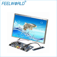 "Feelworld 12.1"" vga inputs tft lcd 1280*800 industrial lcd monitor for super market display"