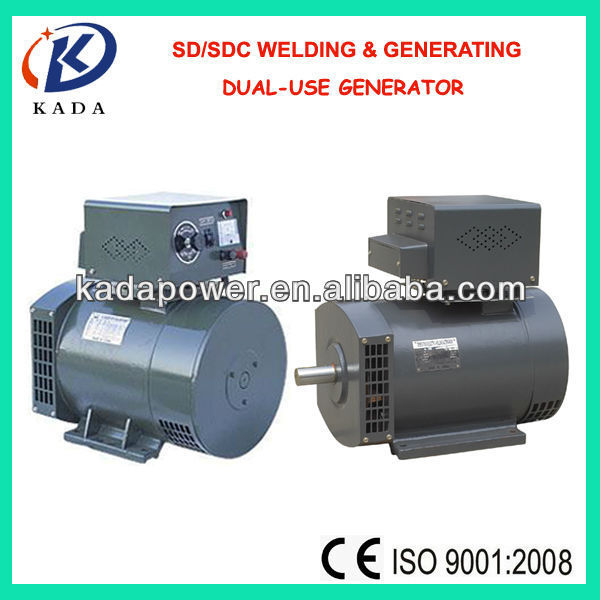 Generating & Welding Dual-use Generator SD/SDC