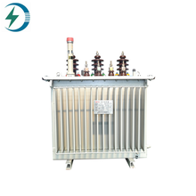 Easy maintenance 10KV level three-phase full-sealed 25 kva transformer price