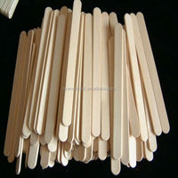 Wholesale Eco-friendly Natural Wooden Coffee Stirrer Stick