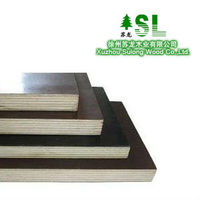 High Quality poplar / hard Plywood construction plywood used/commercial plywood 18mm