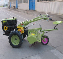 Diesel walking tractor/changchai engine power tiller/walking behind tractor