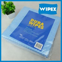 dry kitchen spunlace nonwoven disposable cleaning wiping cloths