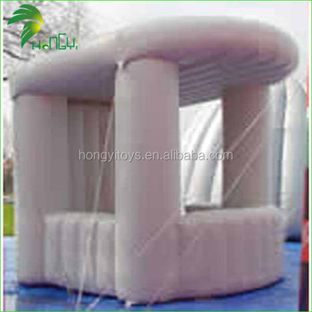 White Hot customized design inflatable Pub Bar