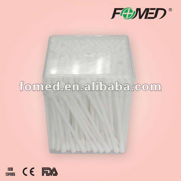 Disposable Medical Wooden Applicator