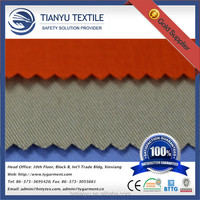 Functional CVC Flame Retardant Fabric Yard or Meter Use for Coverall