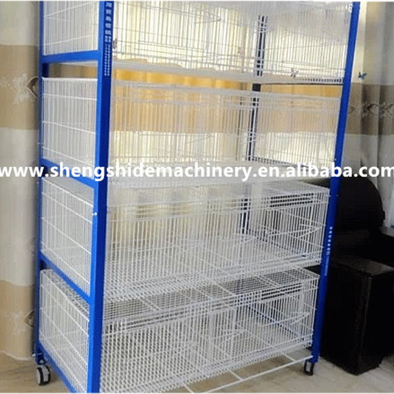 Hot galvanized Q235 farm used Pigeon bird breeding cage for hot sale