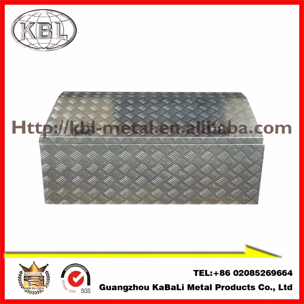 Custom Durable Trailer Tool Boxes with 2 T-locks for Sale ODM/ODM (KBL-APH1200)