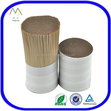 pig hair color nylon bristles for paint brush