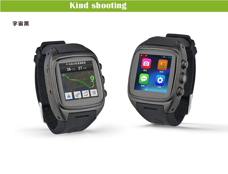 Smart watch phone Touch screen android 4.4 Dual SIM 3G, 3.0MP Camera, Wifi BT GPS,price of smart watch phone