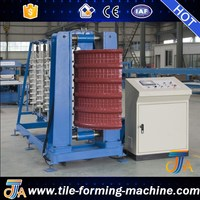 Metal Roofing Curve Making machine Arch Roof Curving forming Machine bello lin