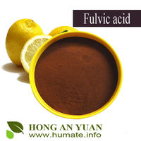 bio fungicide foliar spray fulvic acid fertilizer for agriculture