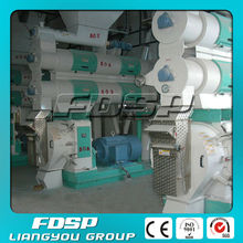 5tph fish feed processing machines pellet feed manufacturing line