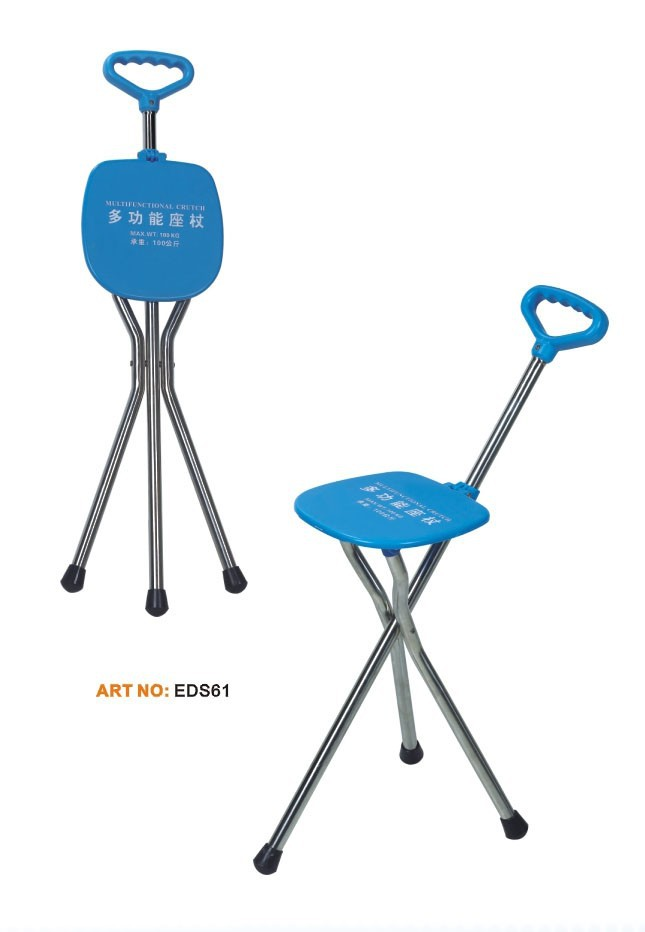 Leisure folding chair,garden chair,camping walking stool cane