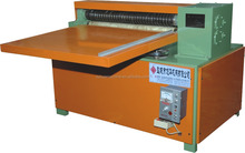 For rubber, plastic leather, adhesive taper and other materials, XH-FQ-16 Multiblade Cutting Machine