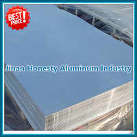 5005 5052 5754 5083 O H32 aluminum plate sheet for trailer