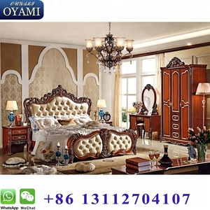 Modern romantic price guangzhou bedroom furniture