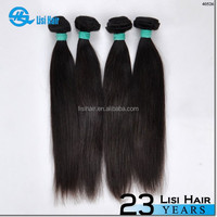 Golden Supplier Wholesale Price No Shedding No Tangle Full Cuticle Large Stock lisi hair company