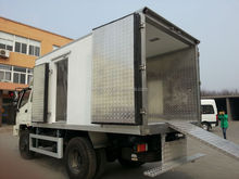 refrigeration truck body/refrigerated truck box/frozen box