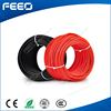 Feeo single core dc solar cable 6mm2 factory direct high pass rate solar cable