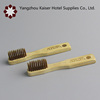 customized mini bamboo toothbrush