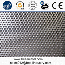 sus 304 stainless steel perforated plate/sheet factory