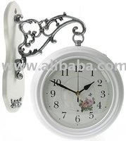 Double Side Wall clock