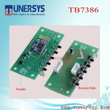 TB7386 Professional MP3 Audio/Video Design