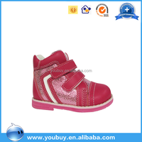 Factory price latest fashion spring girls orthopedic shoes childen's shoes medical kids orthopedic footwear