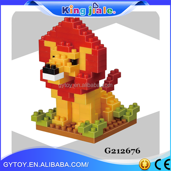 Gold supplier china cartoon building blocks for kids