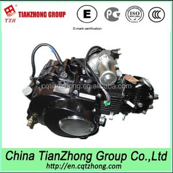 Motorcycle Engine 110cc for Cub Bike,ATV,Scooter,Moped