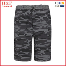 2017 military army camo 3/4 men's shorts pant crossfit shorts casual short