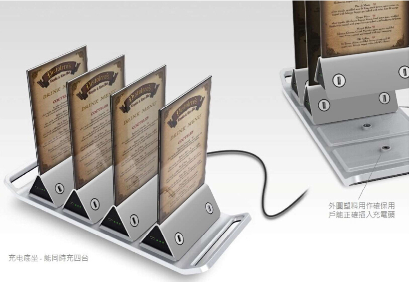 Free Samples!!!new Products Portable 13000mah Restaurant Power Bank Charger