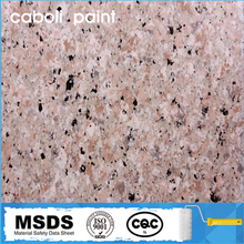 Caboli waterbased granite spray paint marble textured paint for exterior