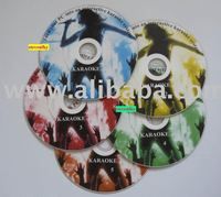 KARAOKE SYSTEM with 35000 SONGS CDG PC DVD SOFTWARE