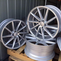 good quality tuning wheel rim /alloy wheel for car/car alloy rim 5x100