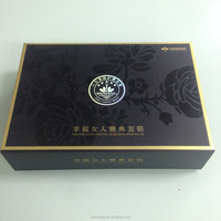 Customized Gift Paper Box With Full