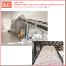 Rosebud Microwave Vacuum Dryer/conveyor mesh belt dryer