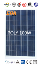 100w solar panel hot sale of best quality for factory price poly