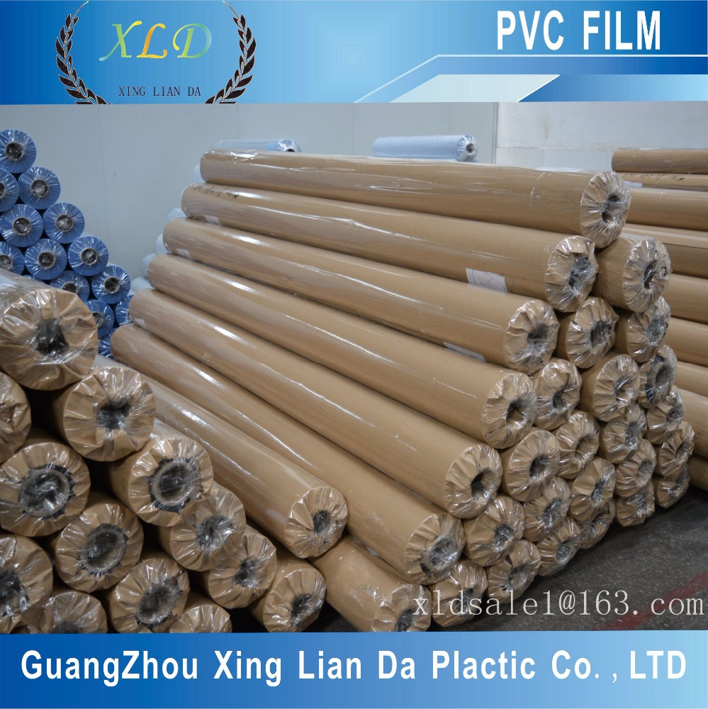 PVC Film-in Rolls For Mattress Packing stretch film