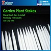 plastic garden stakes, flexible pole, telescopic hot stick