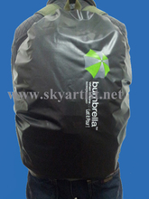 sports and leisure waterproof rucksack cover