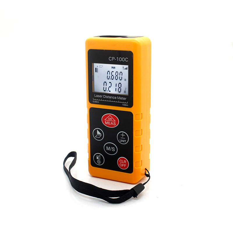 Portable Distance Meter 100m Area Measurement Instrument Laser Digital Distance Meter