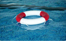 Foam water saver float swimming life ring buoy